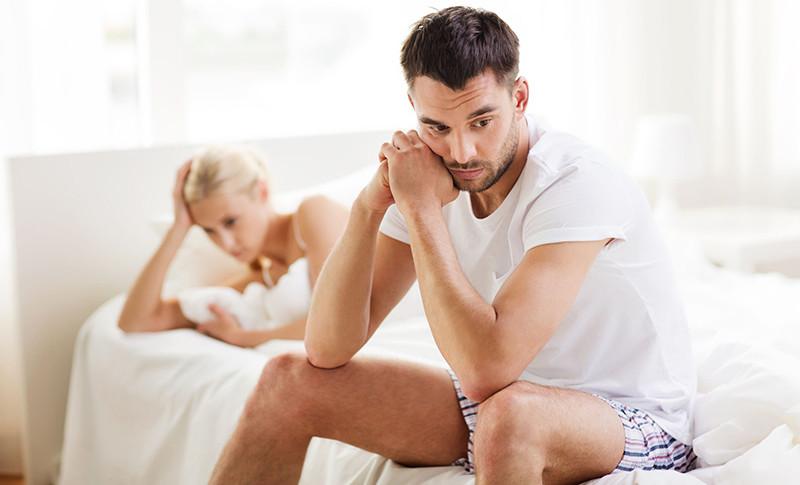 miért nincs erekció a férfiaknál