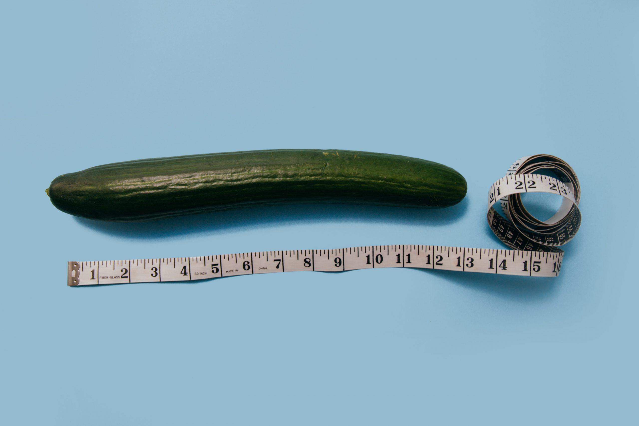 Az ok, amiért nem lehet megmondani, mekkora az átlagos péniszméret