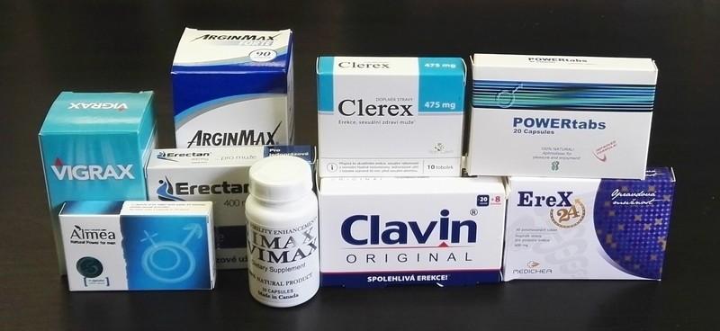 Potenciazavar: legális és illegális gyógyszerek, alternatív gyógymódok