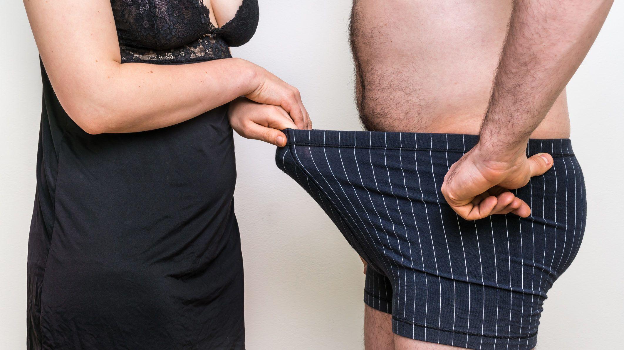 ideális péniszátmérő merevedés miért