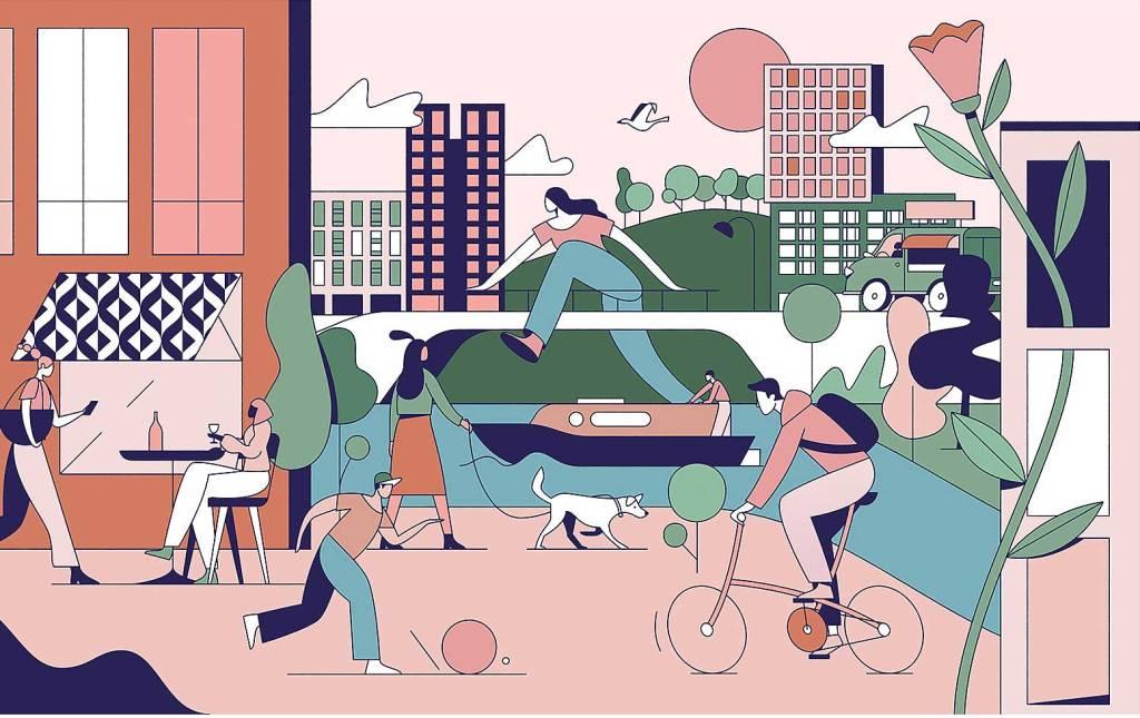 Futópálya, a sportolók és a Nézőtéri ülések — Stock Kép