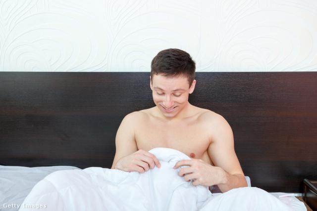 a reggeli erekció oka a férfiaknál