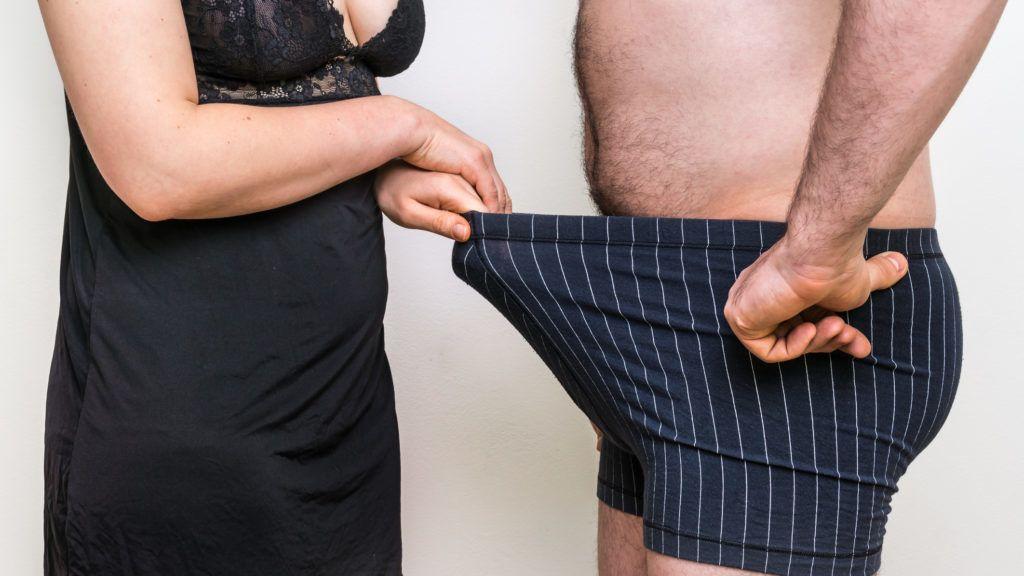 hányszor megnő a pénisz izgatott állapotban tapadások a péniszen