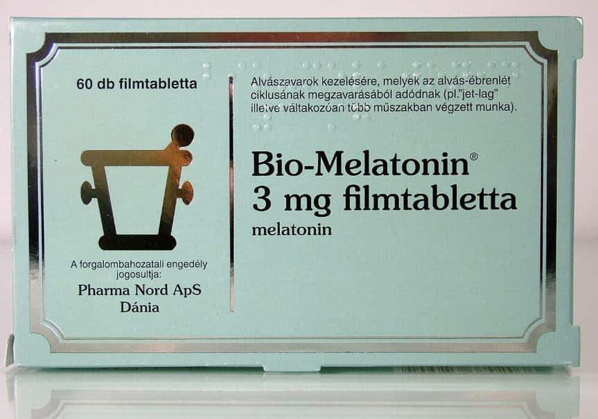 BIO-MELATONIN 3 mg filmtabletta (30db)