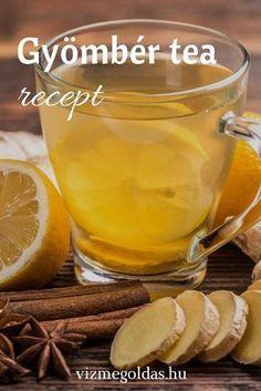 gyömbér tea erekcióhoz