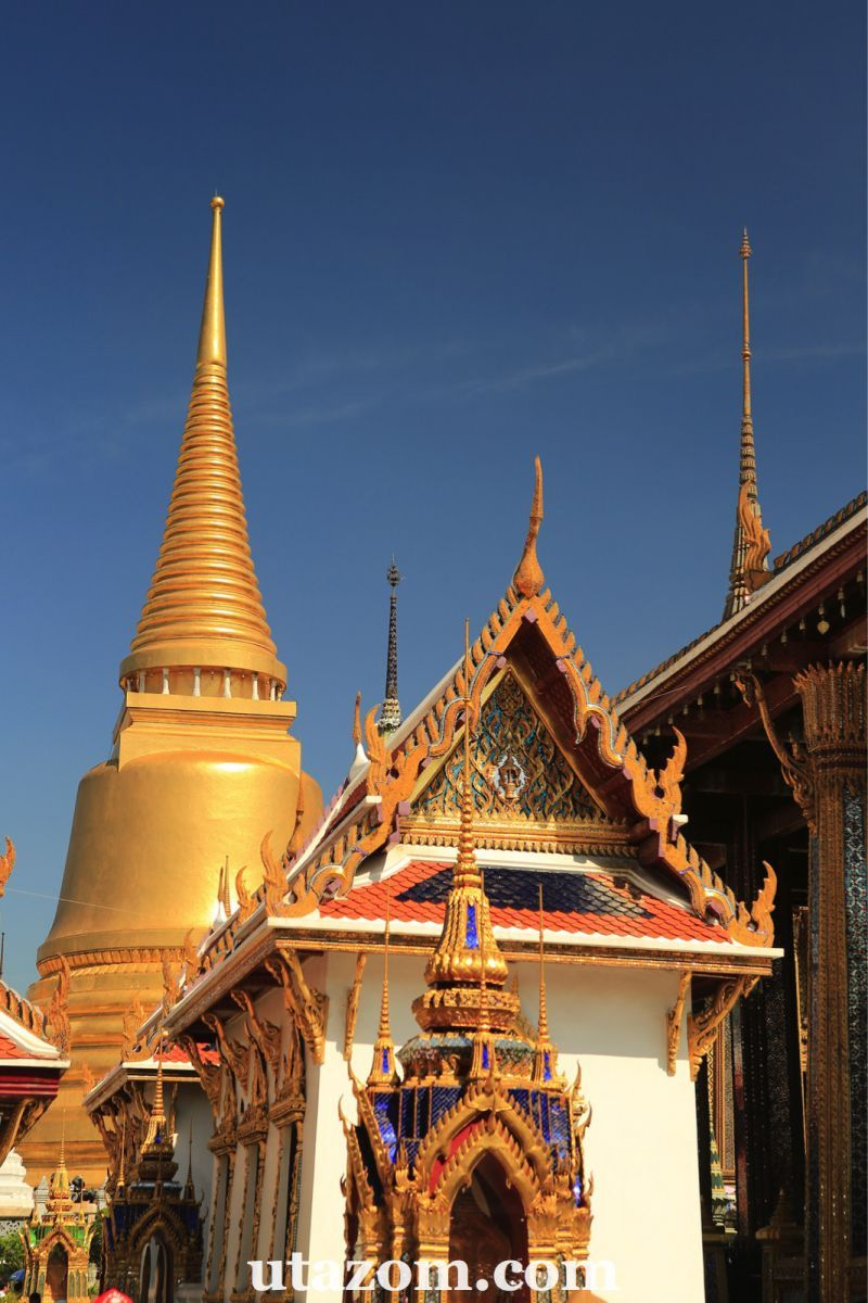 hímvesszők temploma Bangkokban