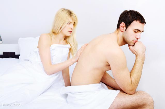 mit kell tenni, ha az embernek rossz a merevedése